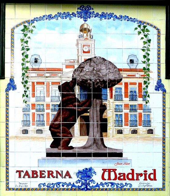taberna, madrid